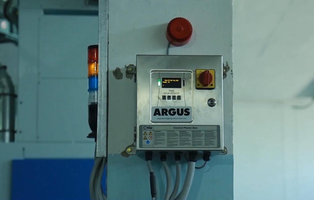 ARGUS Control Panel